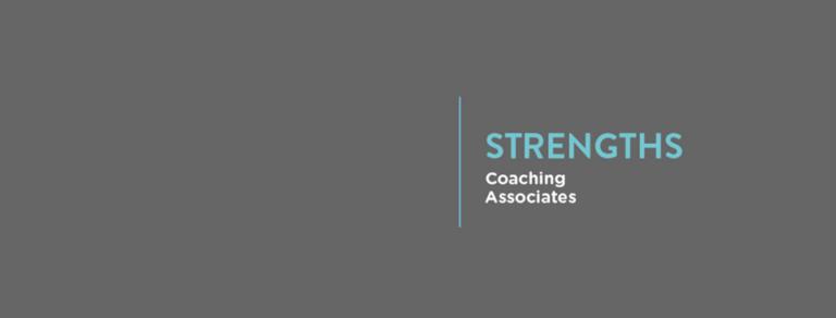 Strengths Coaching Associates